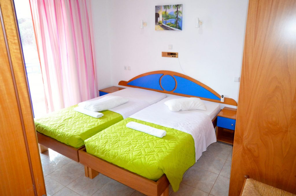 Two-Bedroom Apartment tilos island
